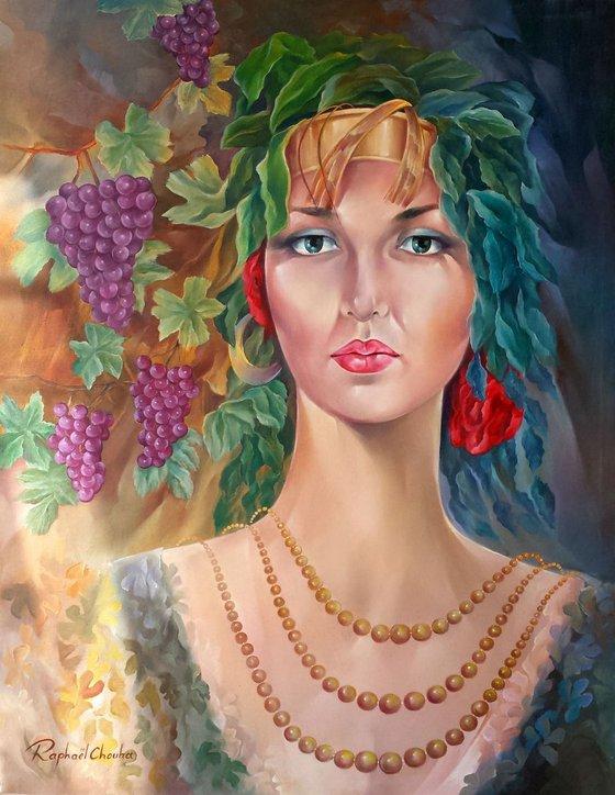The Vine Woman