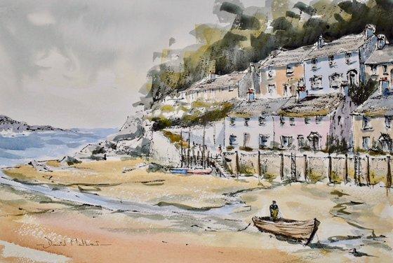 The estuary