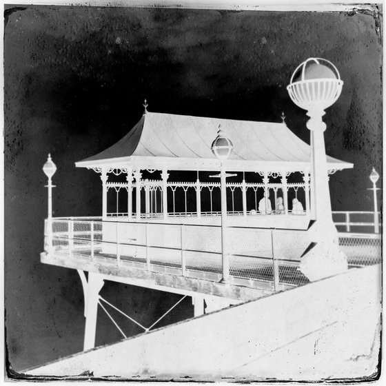 Clevedon Pier, 7th April 2018 Limited Edition