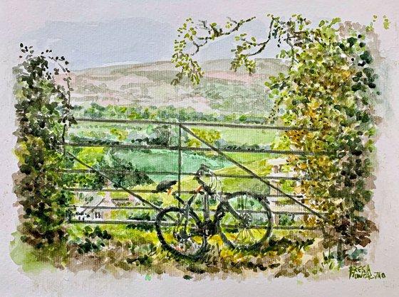 Cycling Somerset