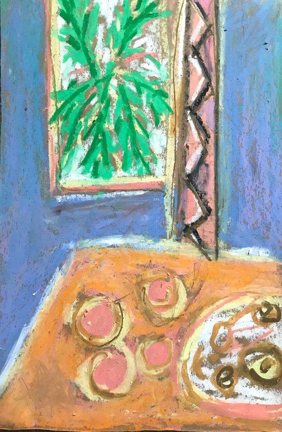 Stillness in time/ Matisse
