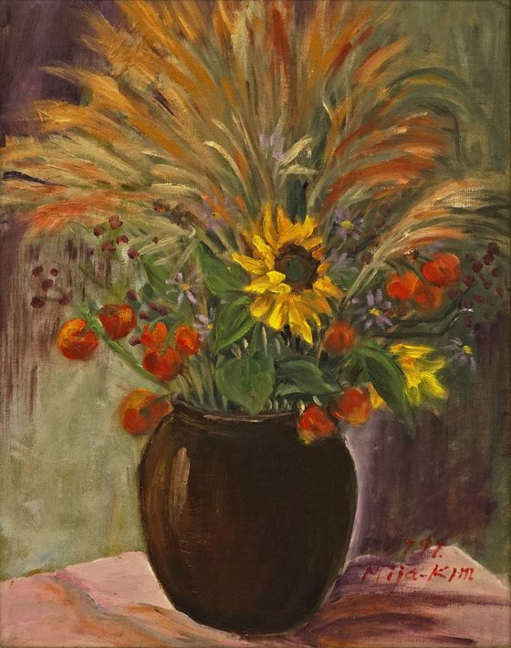Reed In-Vase