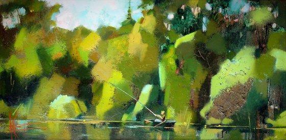 Sednev fisherman