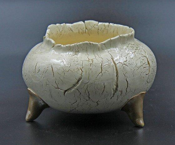 Ceramic | Short vase