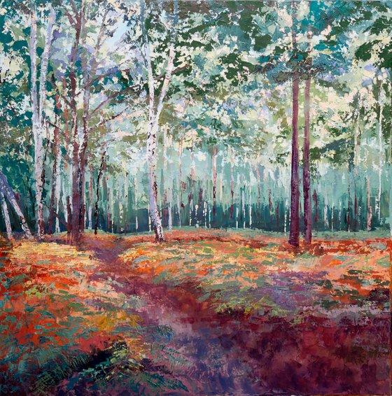Surrey Woodlands