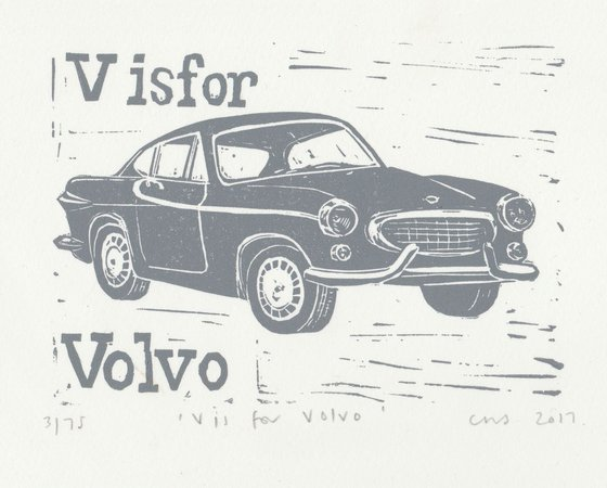 V is for Volvo