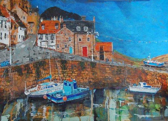 Crail Harbour - Fife, Scotland