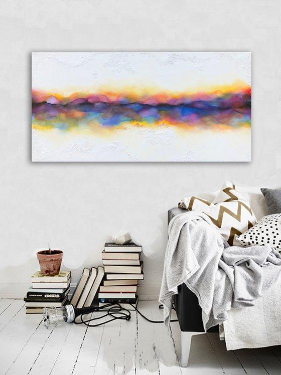 colour borders (140 x 70 cm) Dee Brown