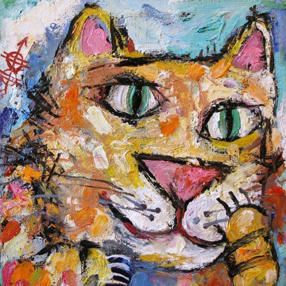 Cat stories #17
