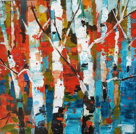 Birch Flaming