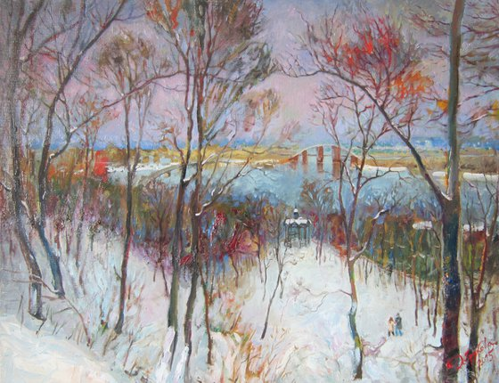 Vladimir Hill. Kiev
