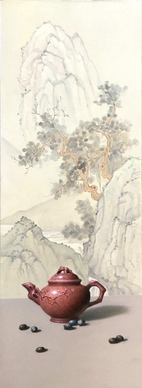 Still life:Zen art