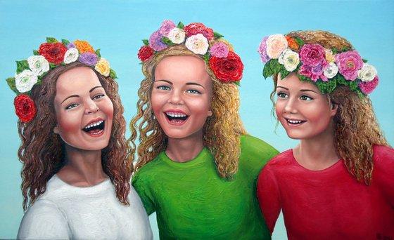 """Three Sisters"""