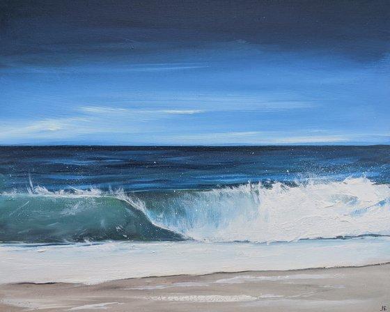 Crashing waves #1