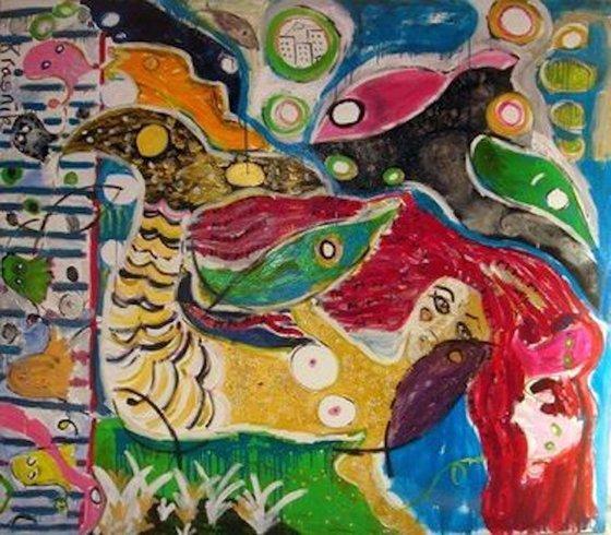 The Dancing Medusas