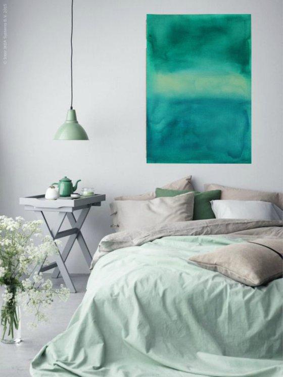 series 'Prana'/ Modern Minimal Abstract