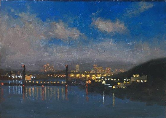 Portland City Lights