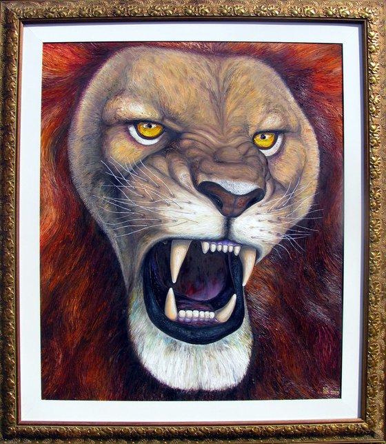 """""""Roaring Lion"""""""
