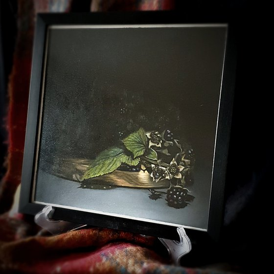 Country Gems, realistic still life