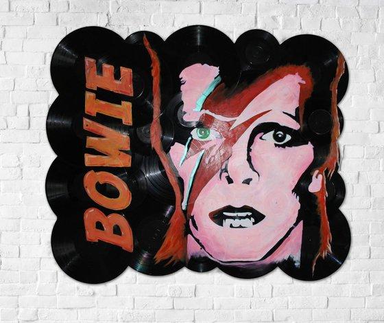 Bowie on vinyl