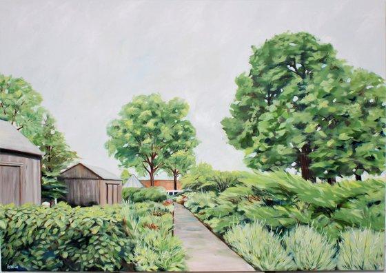 Artist Garden II