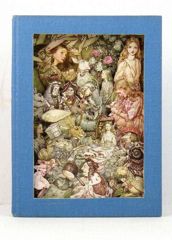 Alice in Wonderland - Rackham