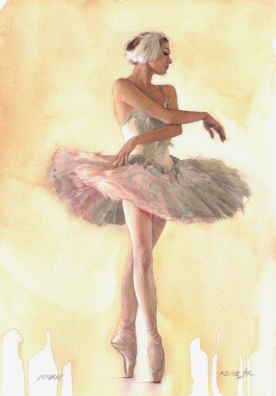 Ballet Dancer CLXXXII