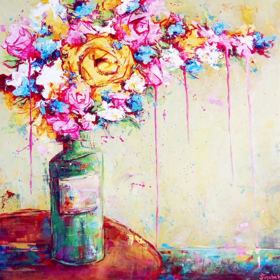 Circus Flowers