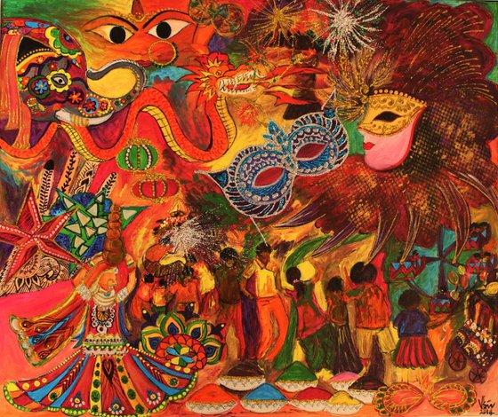Plethora of Celebrations (Fiesta Series)