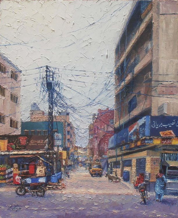 Karachi Naseeb Briyani, Gari Khata Hyderabad