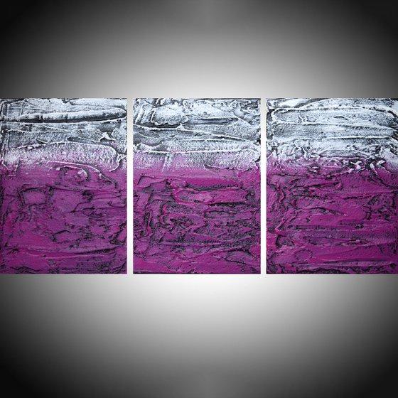 "Purple Trance 2 48 x 20 """