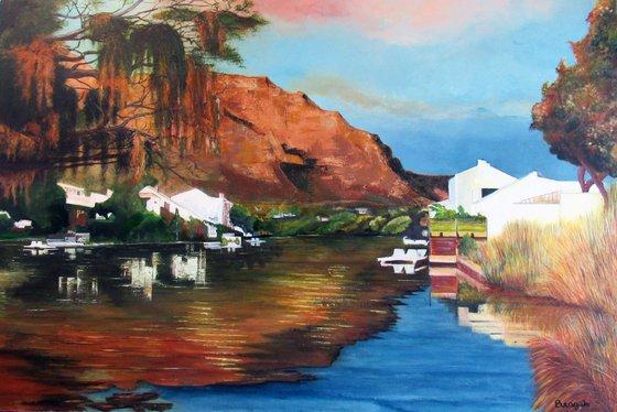 Marina da Gama View
