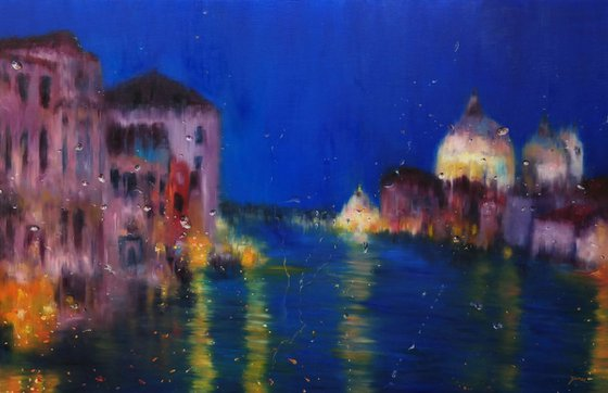 Dream of Being Water in Venice 2