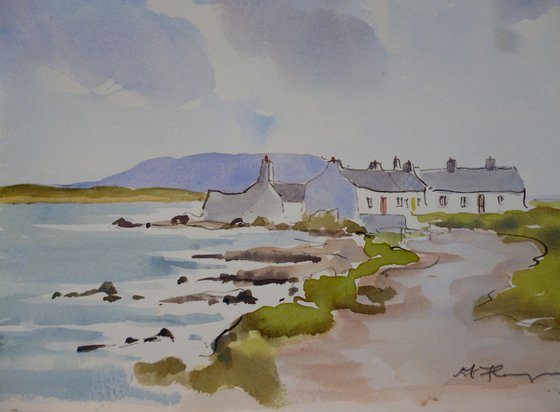 Bull Wall cottages