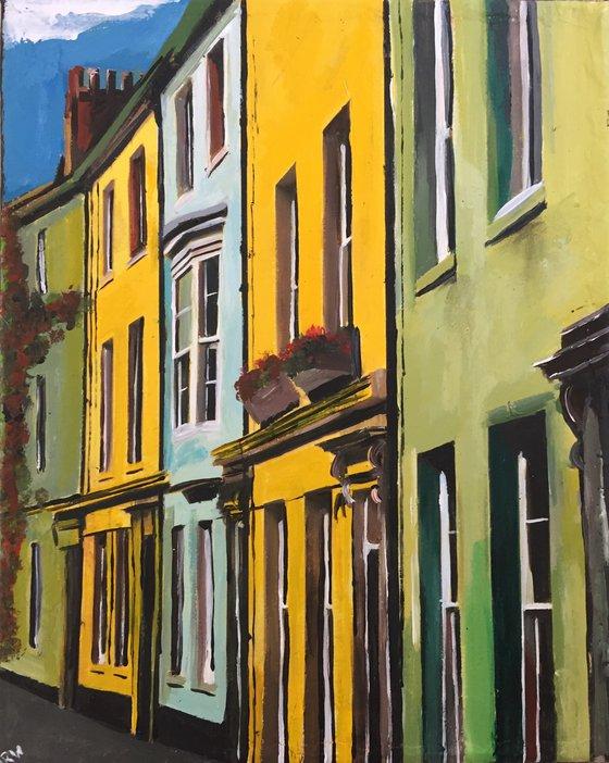 Hull, Prince Street, Sunday