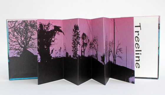 Treeline Artists Book 18-50