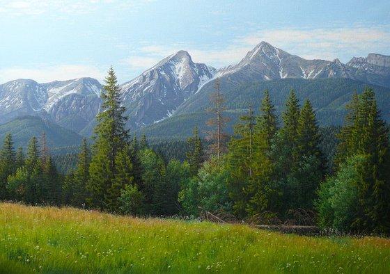 Summer in the High Tatras