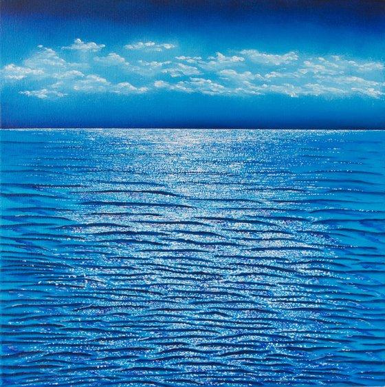 Shimmering ripples - 4