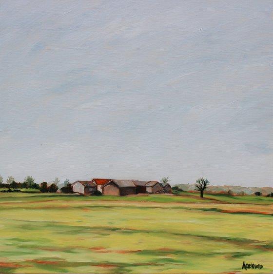 Moving Landscape V