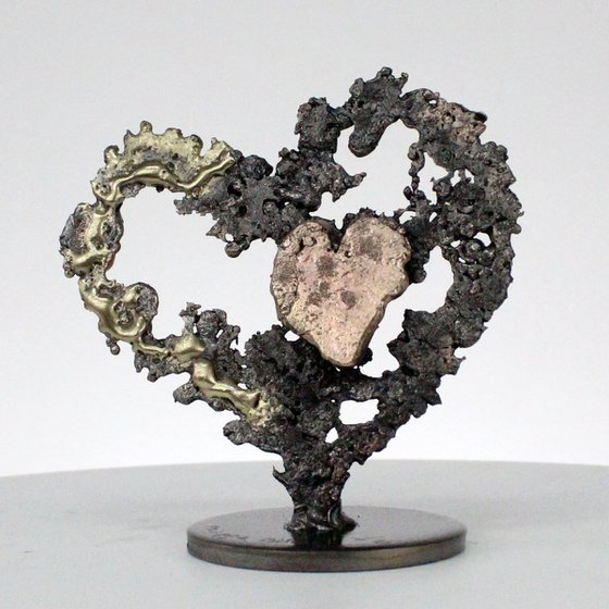 From heart to heart 68-21 - heart Metal artwork
