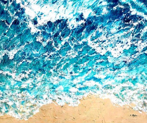 The dance of the ocean