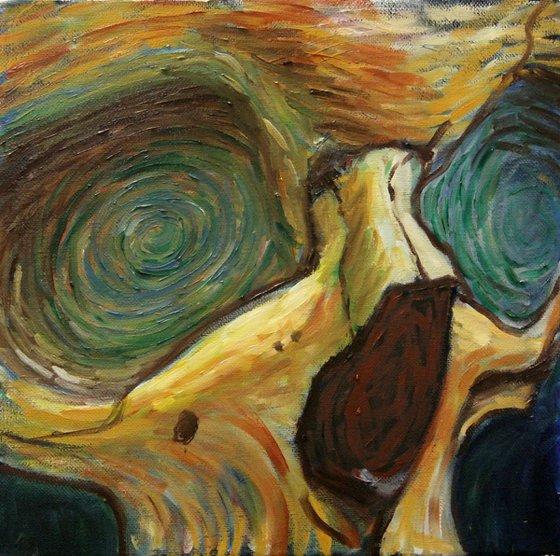 The Skull Of Van Gogh