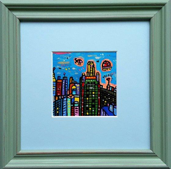 Cool Vibrant Chicago