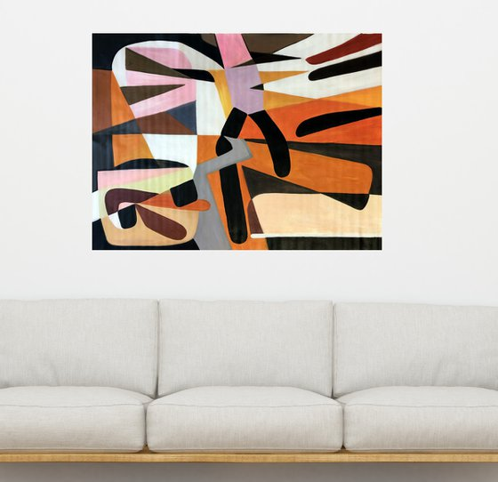 ABSTRACT 90x120m