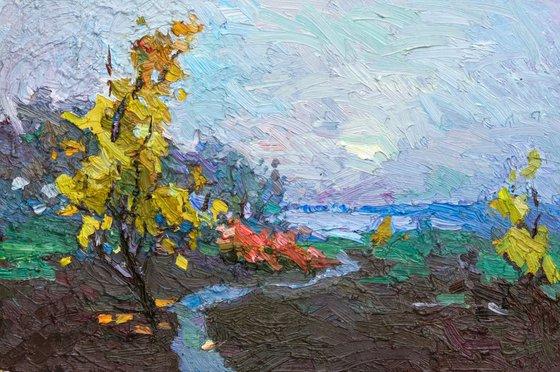 Autumn elegy