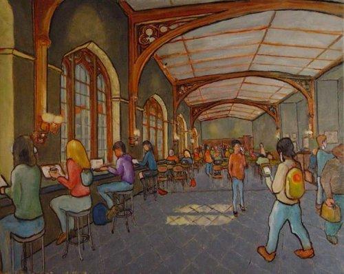 C-Shop, Coffee Shop, University of Chicago