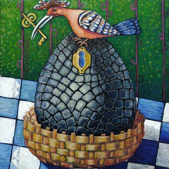 The big egg hatching