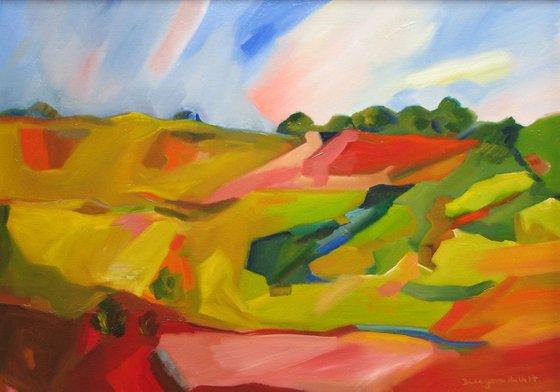 Sunny hills No.11
