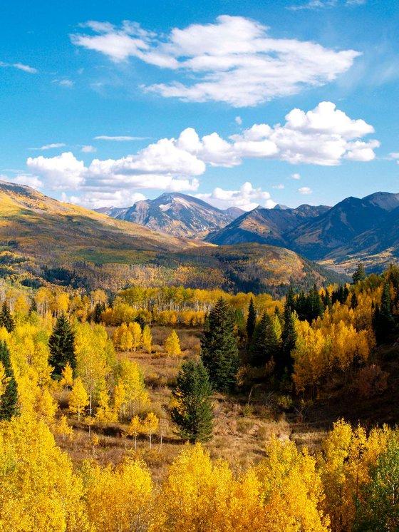 Crystal Valley, Colorado