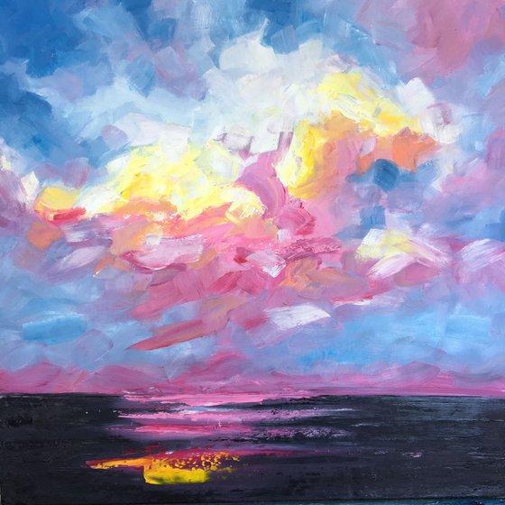 Sundae Sunset